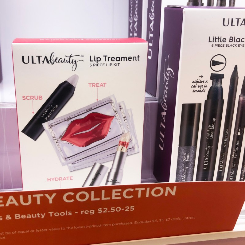 Ulta Lip Treatment Kit | Below Freezing Beauty