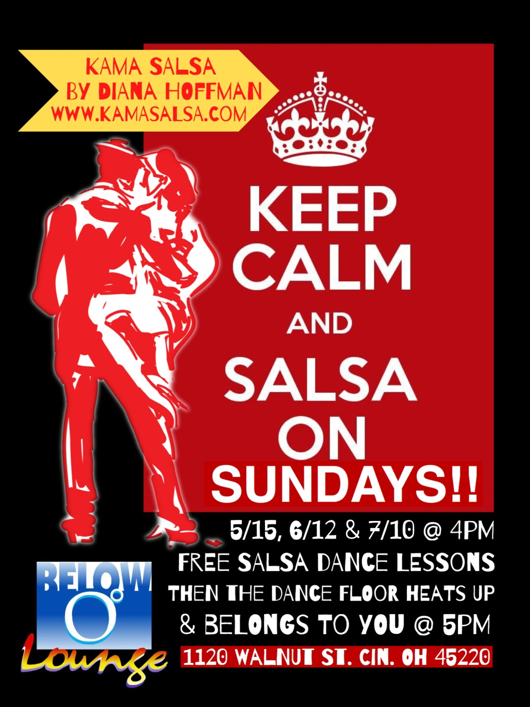Salsa on Sundays