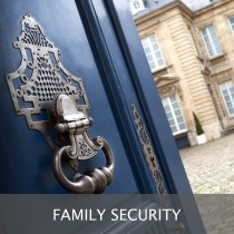 Puzzle tile Family Security