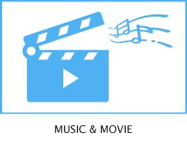 MUSIC & MOVIE
