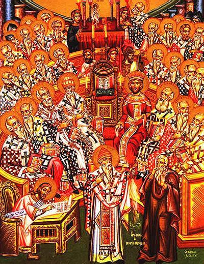 The First Council of Nicaea