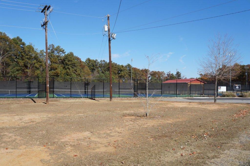 Timken Courts at Leda Poore Park