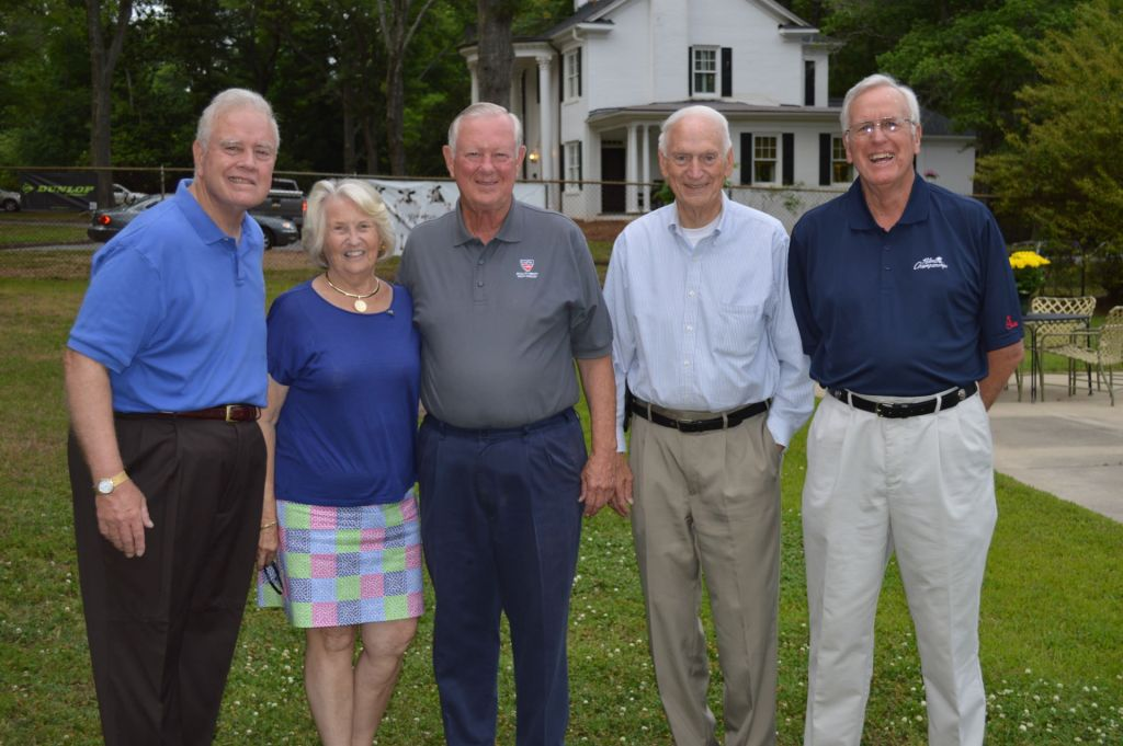 Former Honorary Chairs of the Palmetto Championships