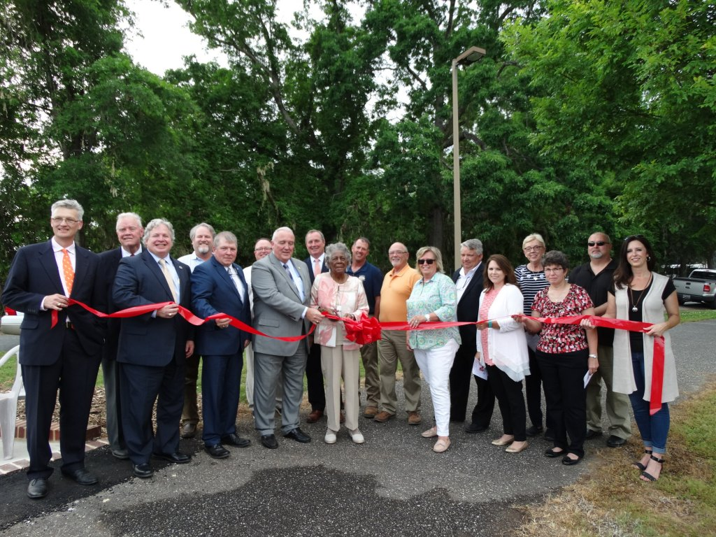 Dedication & Ribbon Cutting-May, 2018