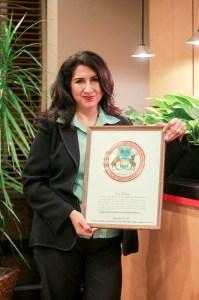 Hispanic Latino Commission Leadership Awards