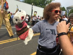 Resist Puppet