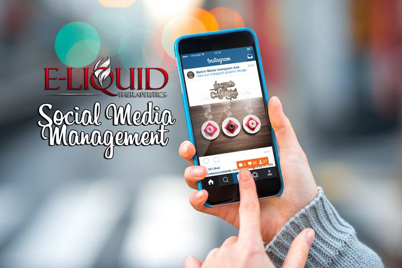 E-Liquid Therapeutics Social Media Profiles