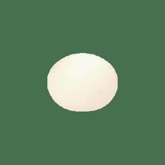 Globus bordlampe 13cm 40W E14 Hvit | Belysning.online