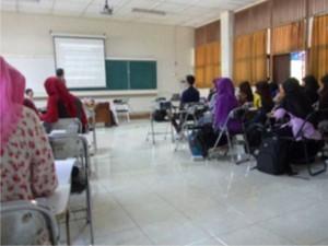 Diskusi Ilmiah Pelatihan Jurnal Mahasiswa