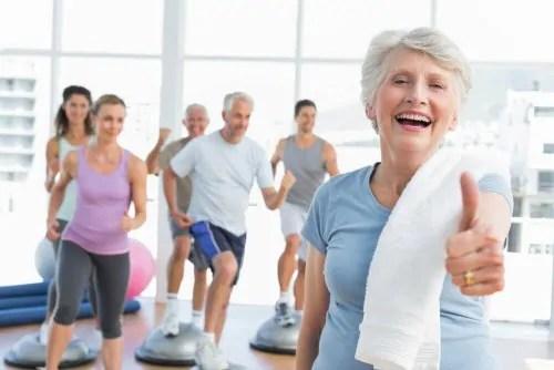 5 hábitos para que fazer exercícios depois dos 50 não seja um problema