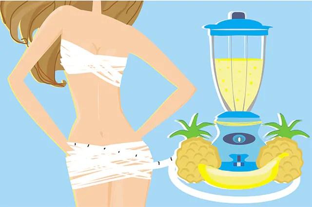 Benefícios do abacaxi atuam até em ajuda do emagrecimento corporal