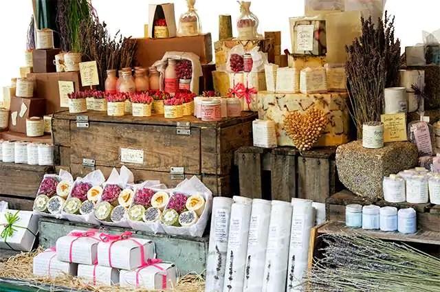 Sempre que necessário comprar baicuru ou algum tipo de erva as lojas naturais são uma opção