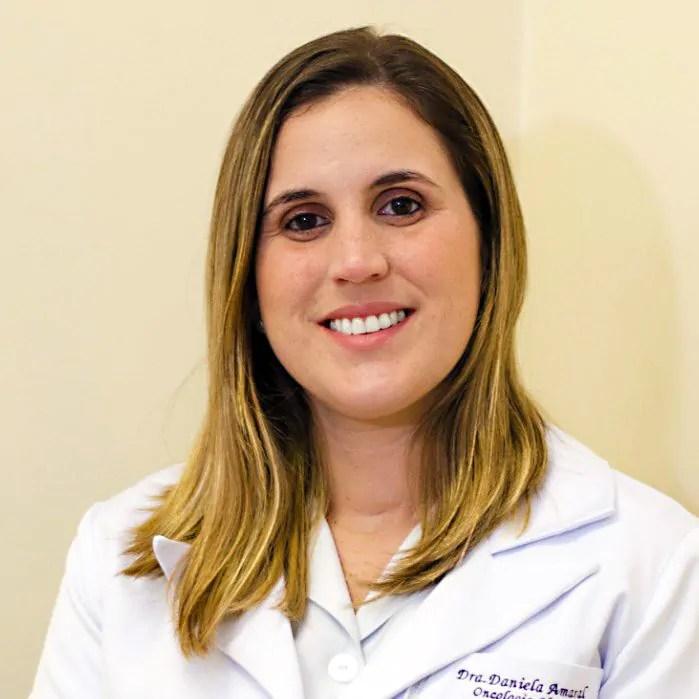 Dra. Daniela Amaral, oncologista