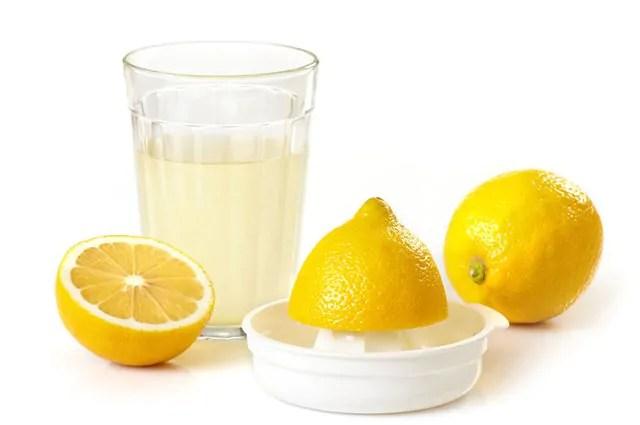 Suchá detox de limão para perder peso é um poderoso aliado da boa forma