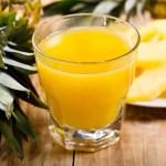 O suchá de abacaxi é diurético, ajuda na digestão e tem baixa caloria