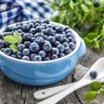 Por ser antioxidante, o mirtilo serve para combater o câncer