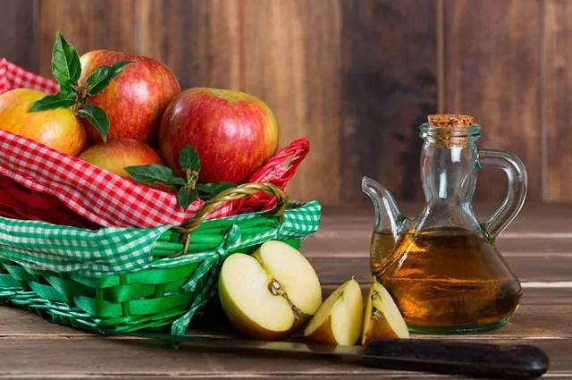 10 benefícios do vinagre de maçã