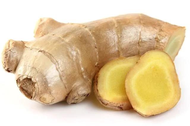 O gengibre é um dos principais alimentos termogênicos do mundo