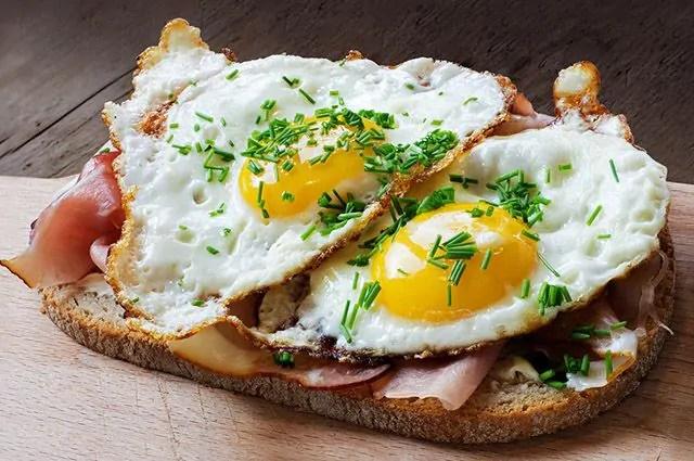 Como fazer ovo