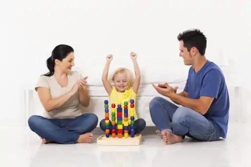 Como o elogio afeta as crianças