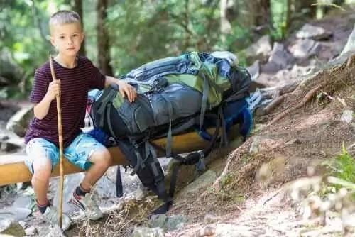 mochila-de-acampamento Como organizar uma mochila para acampamento