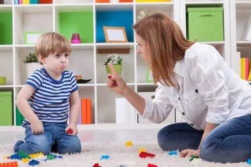 estabelece-limites-definidos Meu filho, não há nenhuma relação comigo. O que devo fazer?