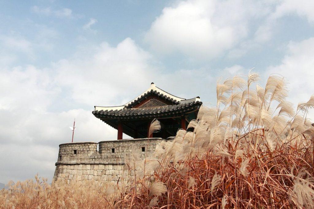 Beautiful Places in Korea: Suwon