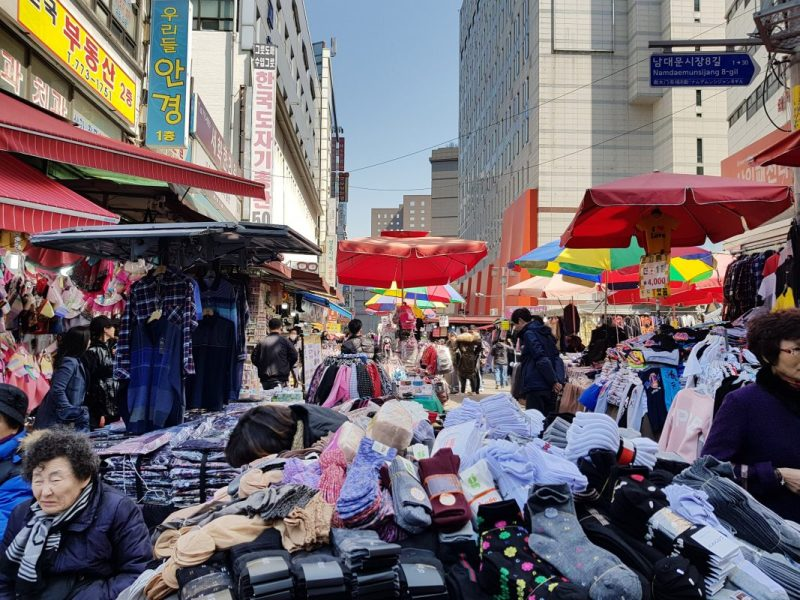 what to do in seoul for 4 days