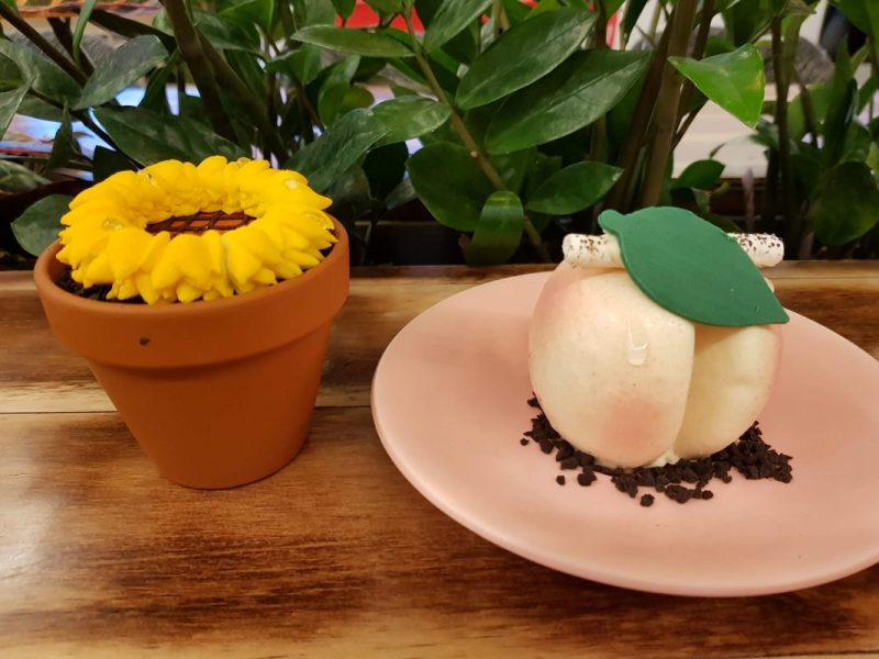 cafes in myeongdong