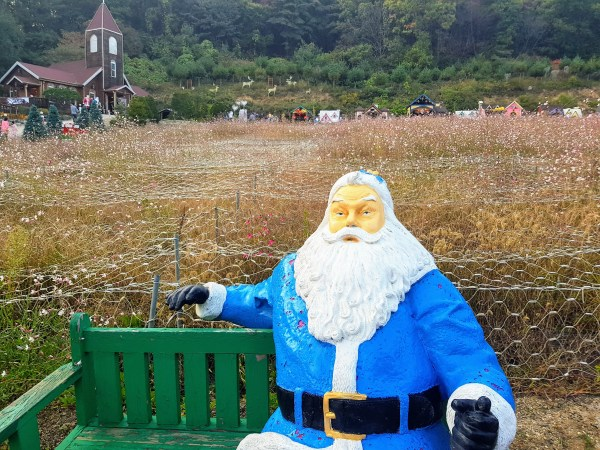 pocheon herb santa village