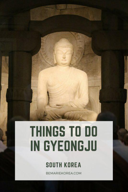 BEST THINGS TO DO IN GYEONGJU SOUTH KOREA