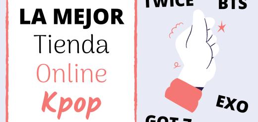 tienda online kpop