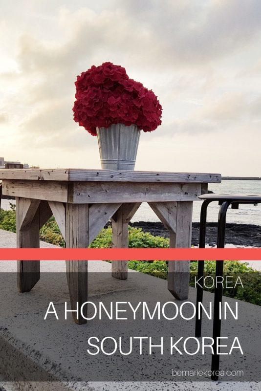 honeymoon ke korea