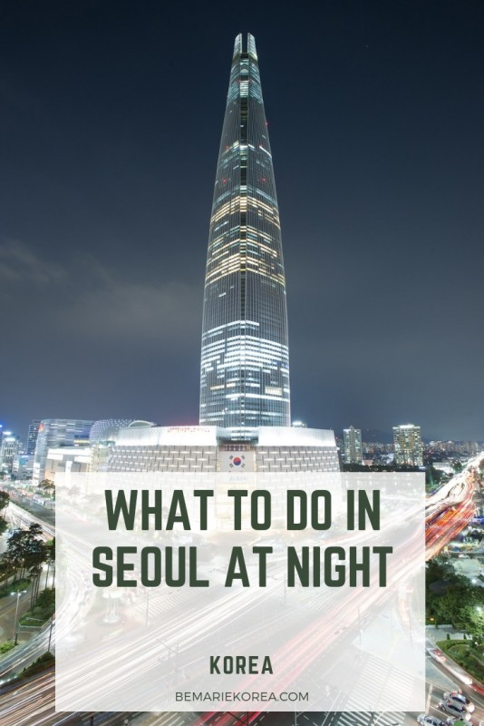 one night in seoul