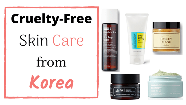 cruelty free korean skincare