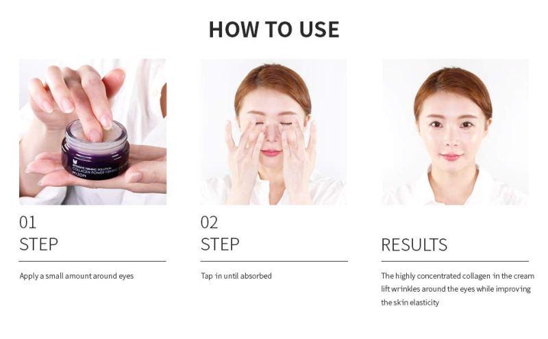 How To Use Korean Eye Cream for dark circles
