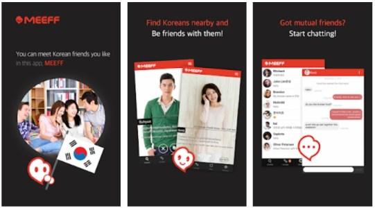 Dating-apps in korea verwendet