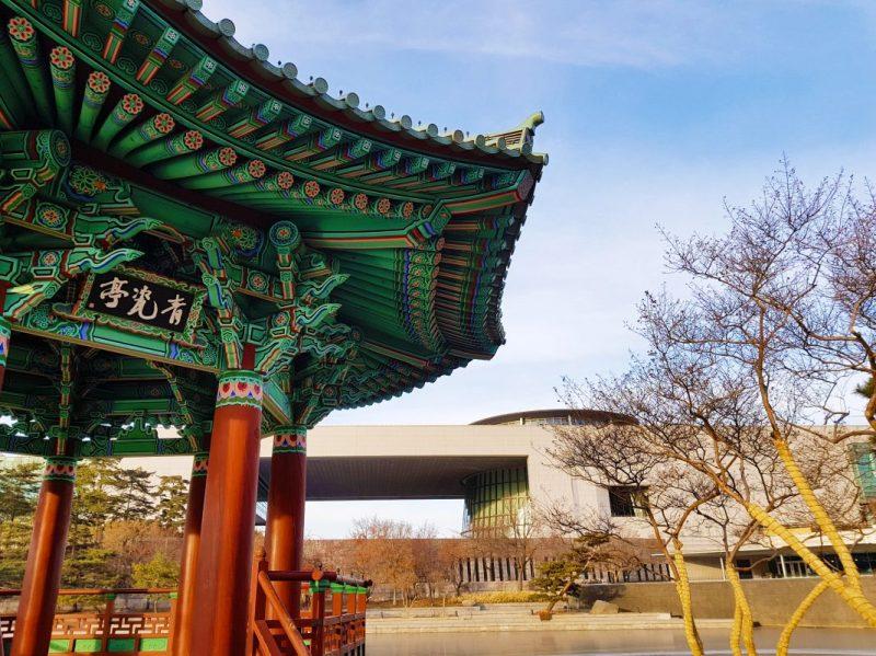 seoul itinerary 7 days winter