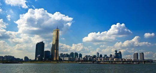 hangang river cruise seoul korea