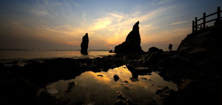 beaches in Korea Gyeongju