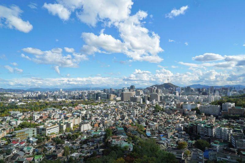 Seochon Village Seoul