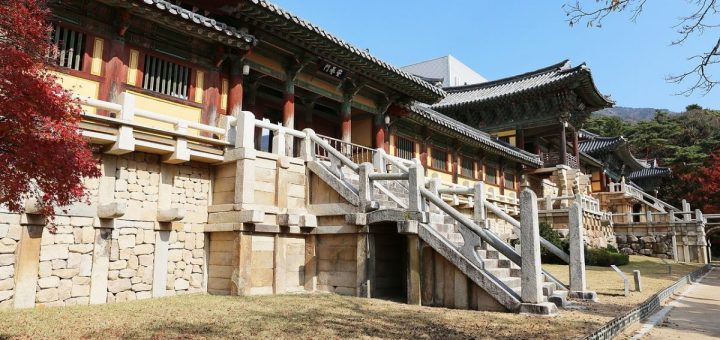 things to do in gyeongju historic areas