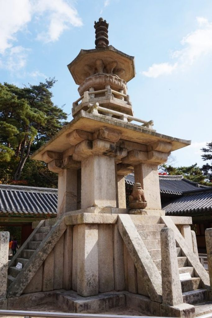 korea trip blog gyeongju bulguksa temple