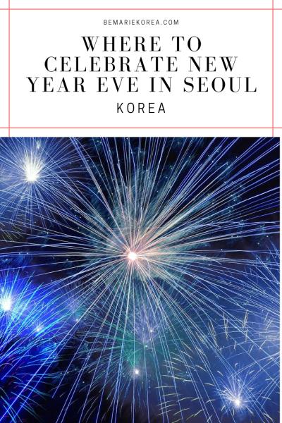 where to countdown in seoul