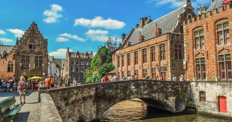 How To Get To Bruges By Train, Flight, Bus and Ferry