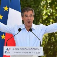 F.#Fillon: «Qui imagine la France mise en examen et coupable de crime contre l'humanité?» #ConcoursLePen...