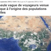 """Ah! les ancêtres de """"nos ancêtres les #Gaulois"""" / #Afrique ..."""