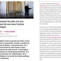 """Dans les Ministères, les """"Jobs-à-la-con"""" d'État, enquête..."""