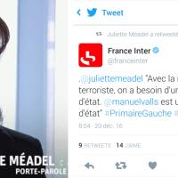 Connerie (politique): Juliette #Méadel, la Nadine #Morano de Manuel #Valls, le niveau ...
