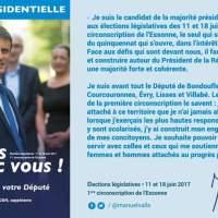 Législatives : la «Marche des encombrants », 3615 Qui n'en veut (M. Valls, Boutih, ElKhomri)..